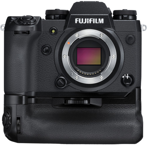 FujiFilm X-H1 body + grip